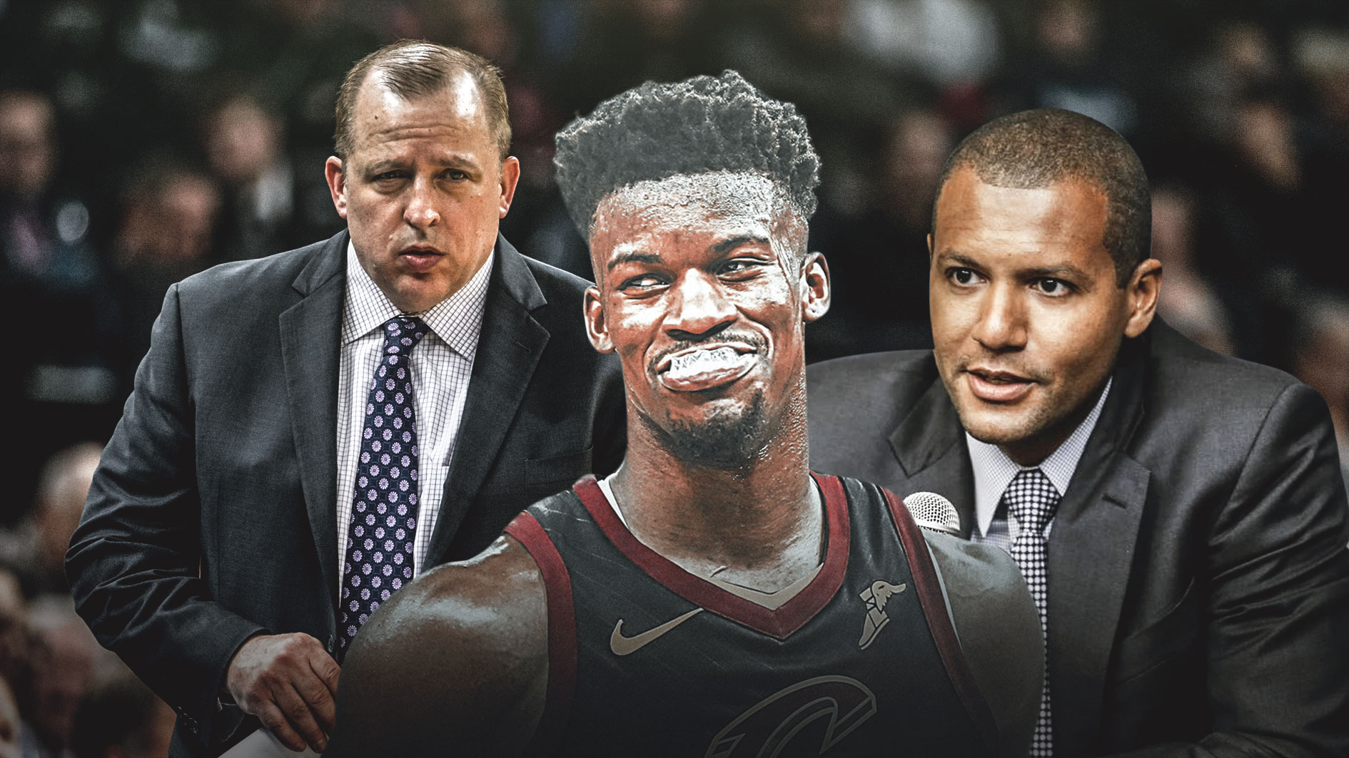 Raptors interested in potential deal for Jimmy Butler