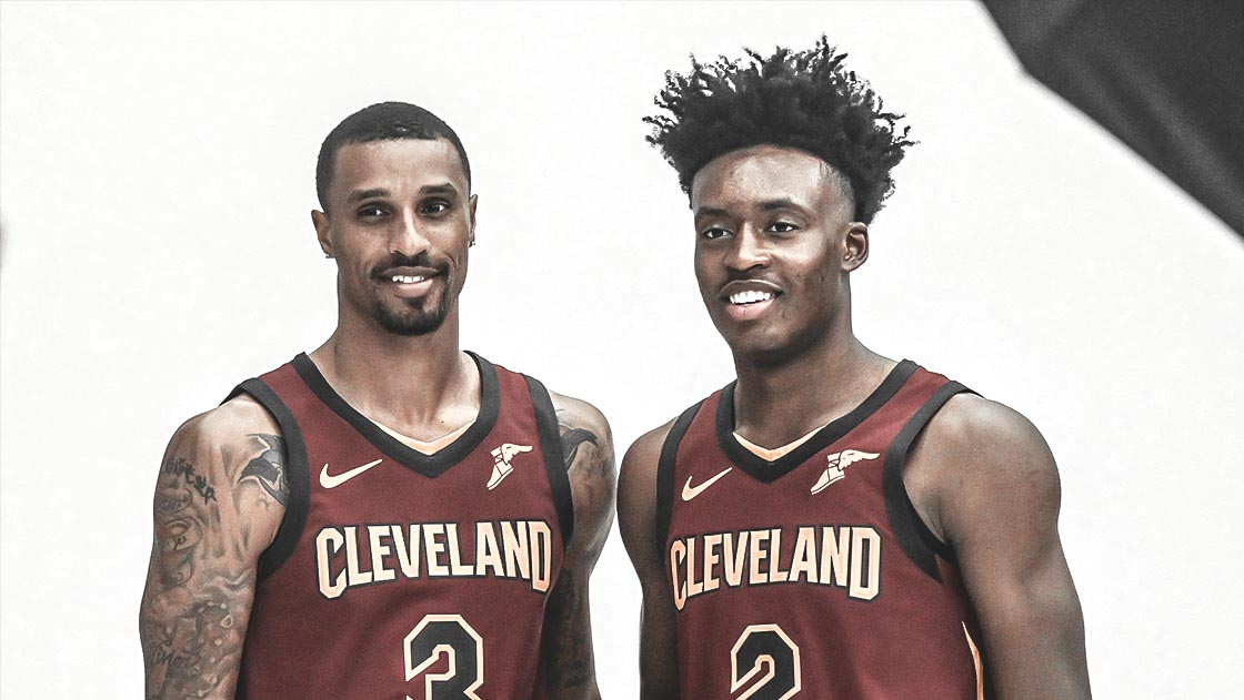 George Hill says Cavs rookie Collin Sexton wants  to be something great  800d7ef09