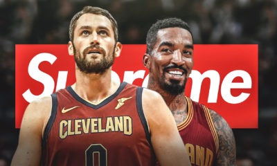 Kevin Love. J.R. Smith