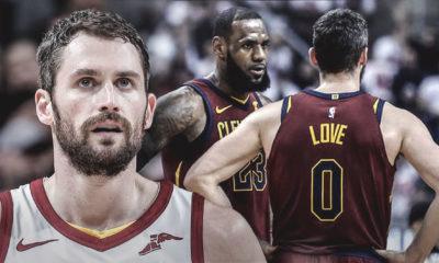 Kevin Love, LeBron James, Cavs