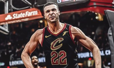 Larry Nance Jr, Cavs