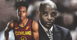 Collin Sexton, Larry Drew