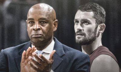 Larry Drew, Kevin Love, Cavs