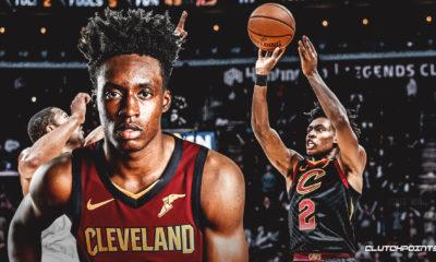 Collin Sexton, Cavs, 2019-20 NBA Season