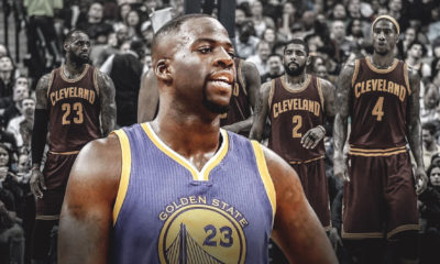 Draymond Green, Warriors, Cavs, Kyrie Irving