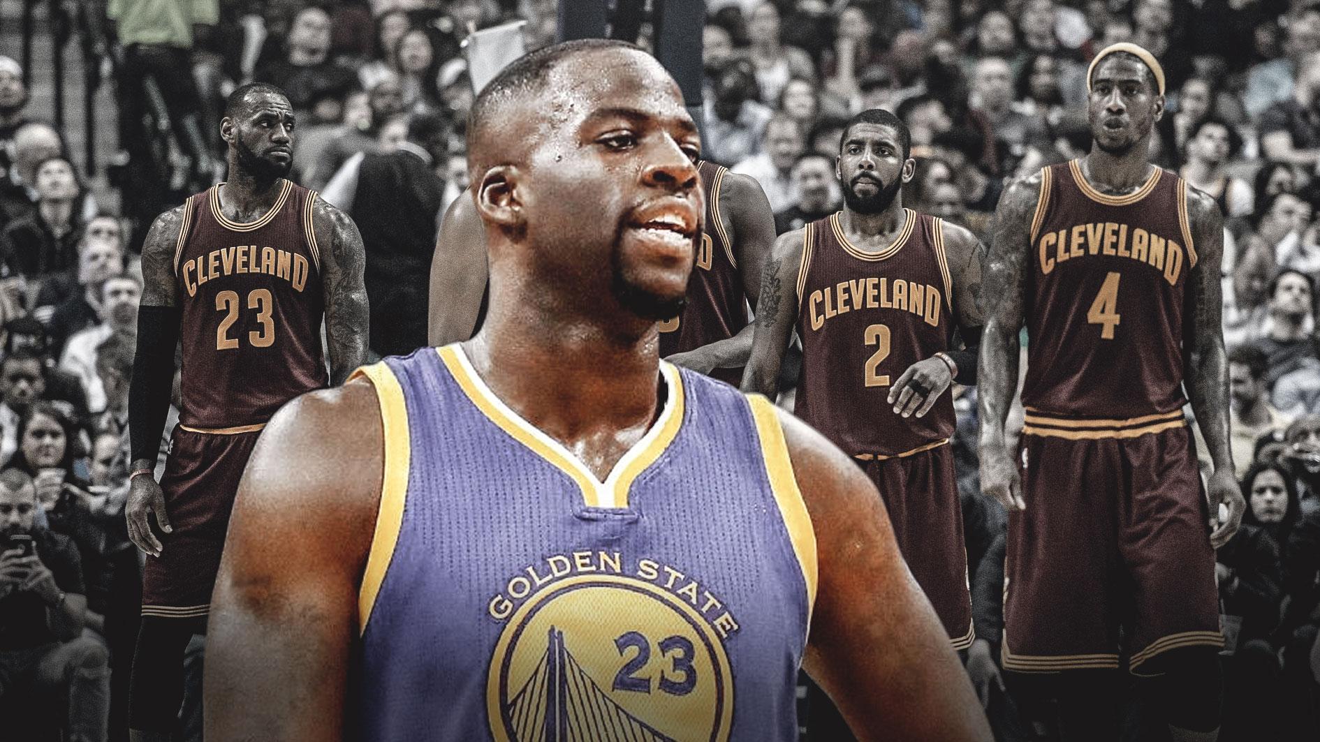 Golden State Warriors, Cleveland Cavaliers meet in Finals rematch