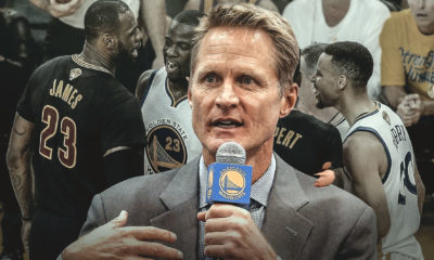 Cavs, Warriors, Steve Kerr