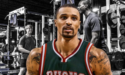 George Hill, Cavs, Bucks