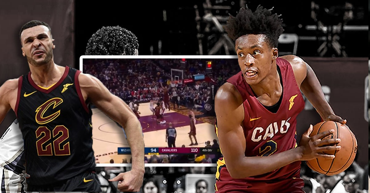 larry nance jr, collin sexton