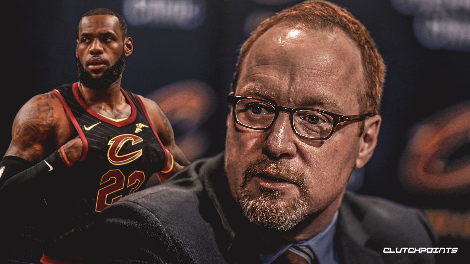 David Griffin, LeBron James