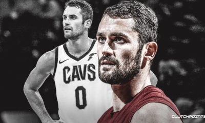 Kevin Love, Cavs