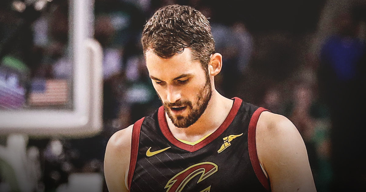 9a86d75d4cce Cavs news  Kevin Love has no timetable for return