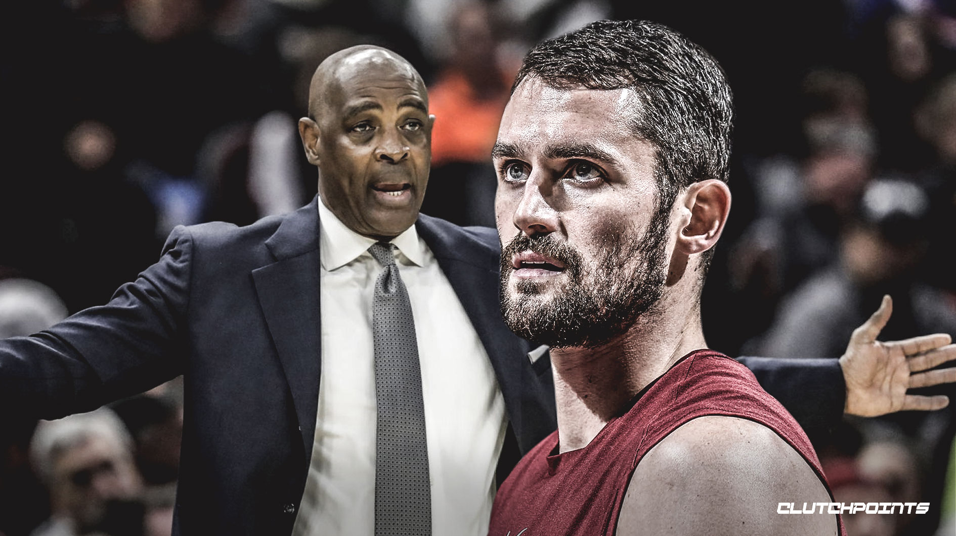 Cavs, Larry Drew, Kevin Love