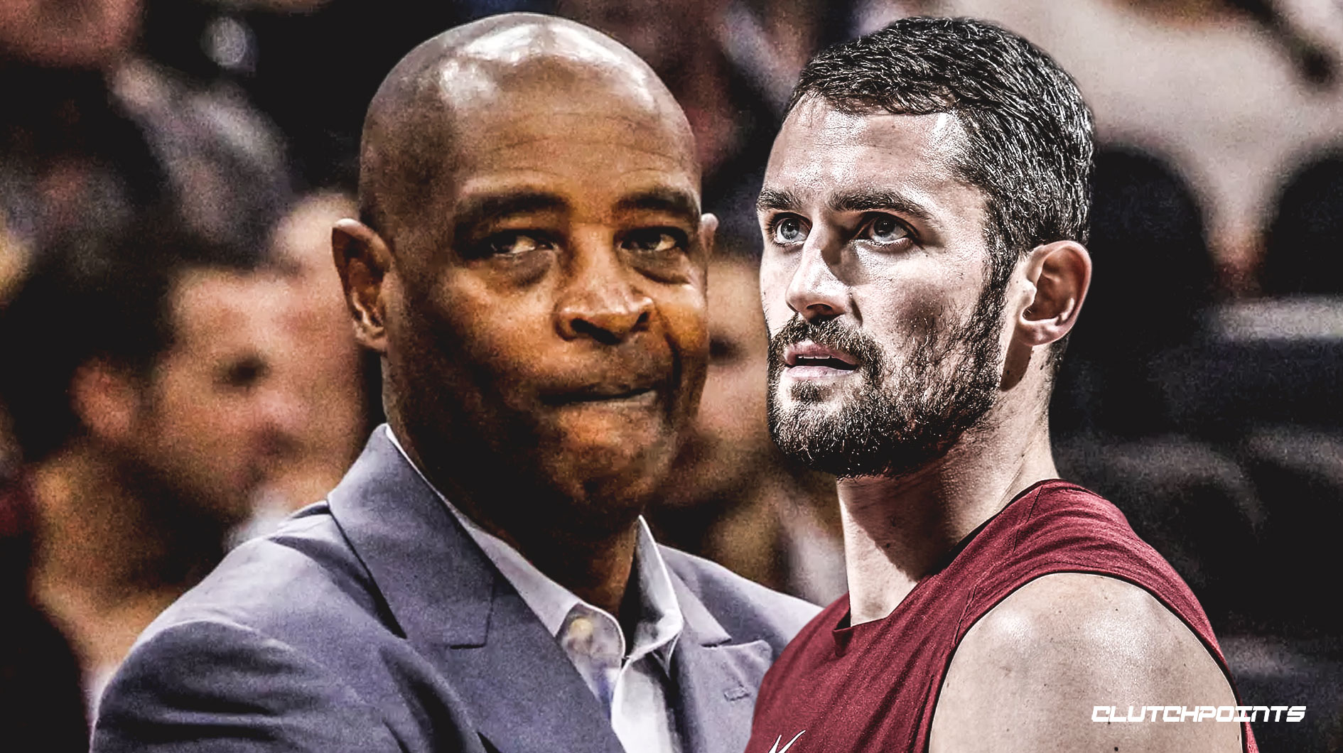 Kevin Love, Larry Drew, Cavs