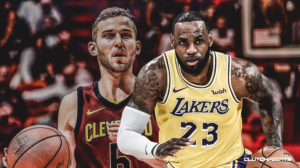 Cavs, Nik Stauskas, LeBron James