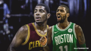 Cavs, Celtics, Kyrie Irving
