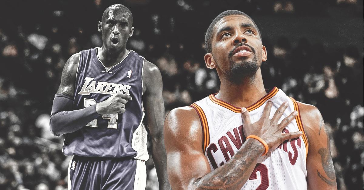 Kyrie Irving, Kobe Bryant, Cavs