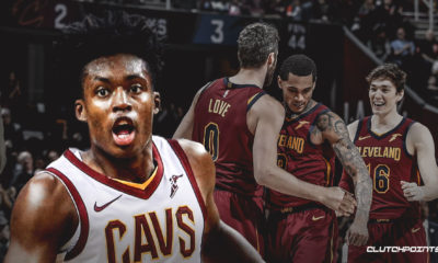 Collin Sexton, Cavs, Kevin Love