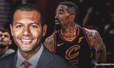 Cavs, J.R. Smith, Koby Altman