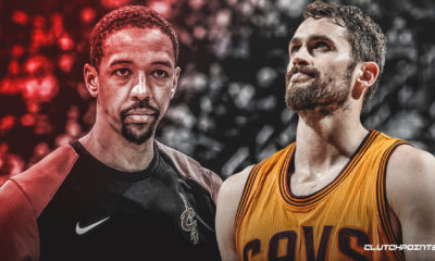 Channing Frye, Kevin Love