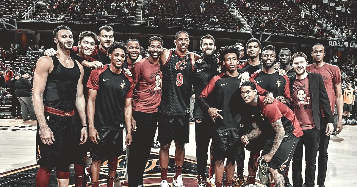 Cavs, NBA Draft