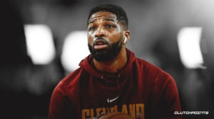 Tristan Thompson, Cavs