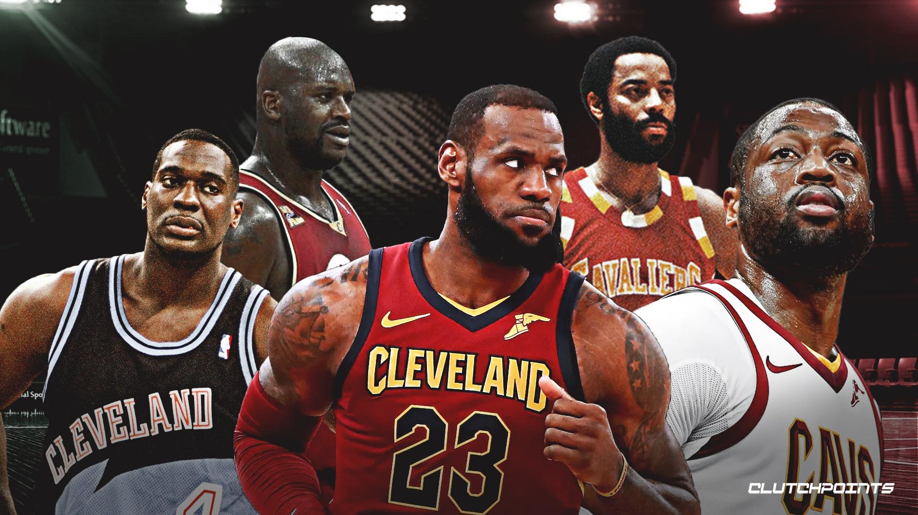 pretty nice fd080 30922 Cleveland Cavaliers: The All-Prime Cavs Team
