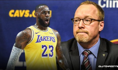 LeBron James, David Griffin