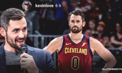 Cavs, Kevin Love