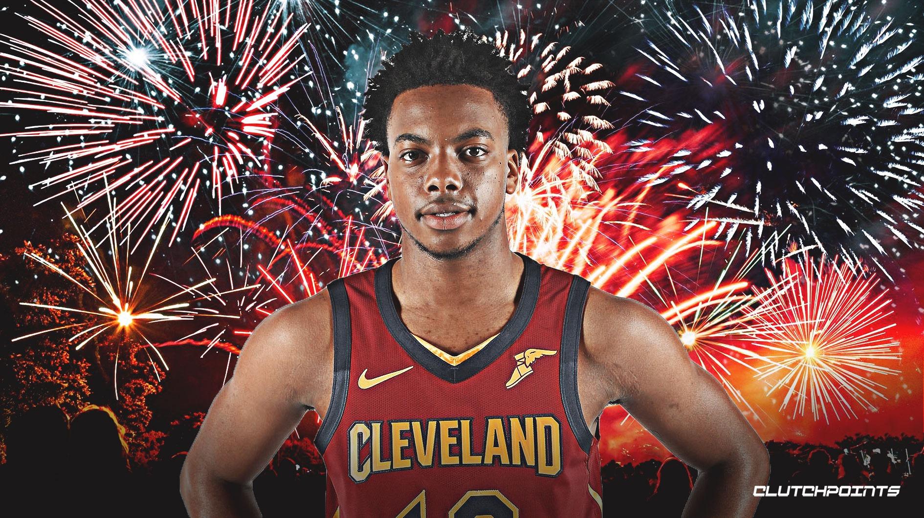 Darius Garland, 2019-20 NBA season, Cavs