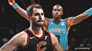 Cavs, Kevin Love, Terry Rozier