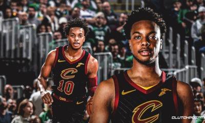 Cavs, Cavaliers, Darius Garland