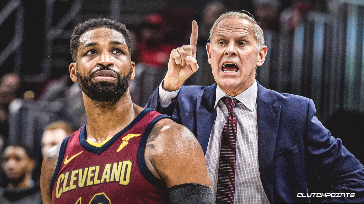 Tristan Thompson upset at report about John Beilein, hopes none of his teammates contributed