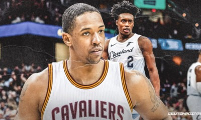 Channing Frye, Collin Sexton, Cavs