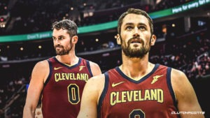 Cavs, Kevin Love