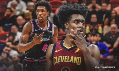 Cavs, Collin Sexton, Josh Richardson