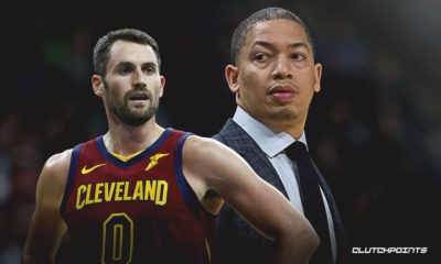 Cavs, Kevin Love, Tyronn Lue, Clippers