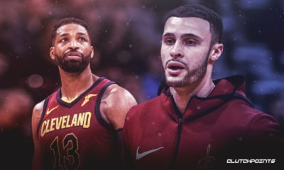 Cavs, Tristan Thompson, Larry Nance Jr.
