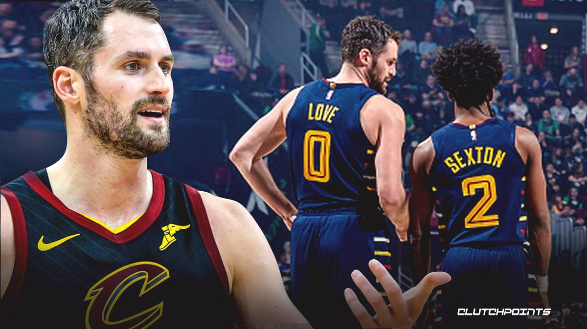 Cavs, Kevin Love, Collin Sexton