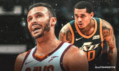 Cavs, Jazz, Jordan Clarkson, Larry Nance Jr.