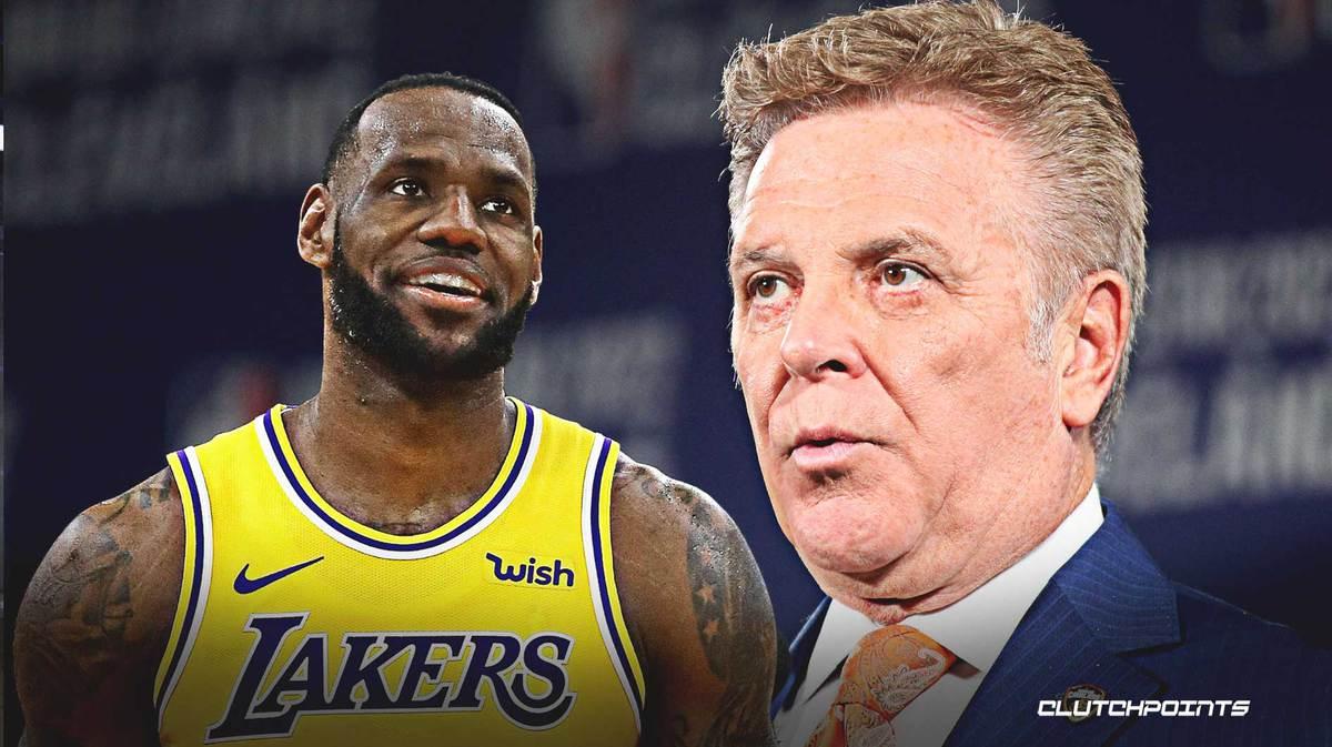 LeBron James, Lakers, Fred McLeod, Cavs
