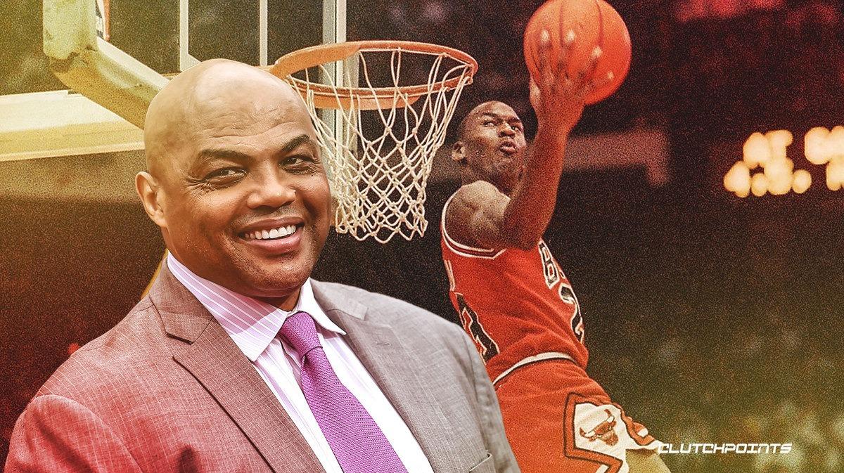 NBA, Charles Barkley, Michael Jordan