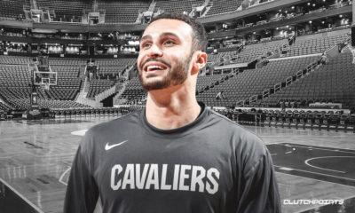 Larry Nance Jr., Cavs