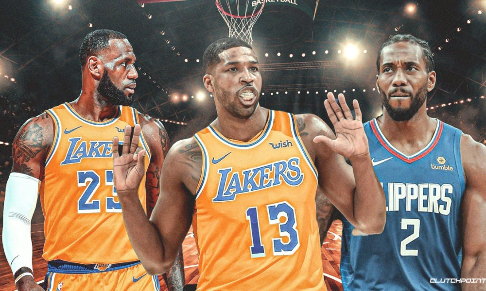 Lakers, Cavs, Clippers, Tristan Thompson