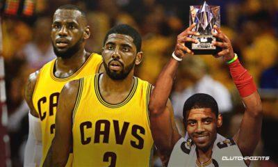 Cavs, LeBron James, Kyrie Irving