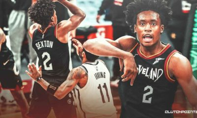 Cavs, Collin Sexton, Kyrie Irving