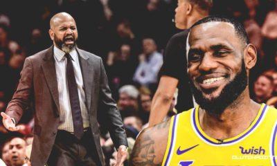Cavs, J.B. Bickerstaff, Lakers, LeBron James