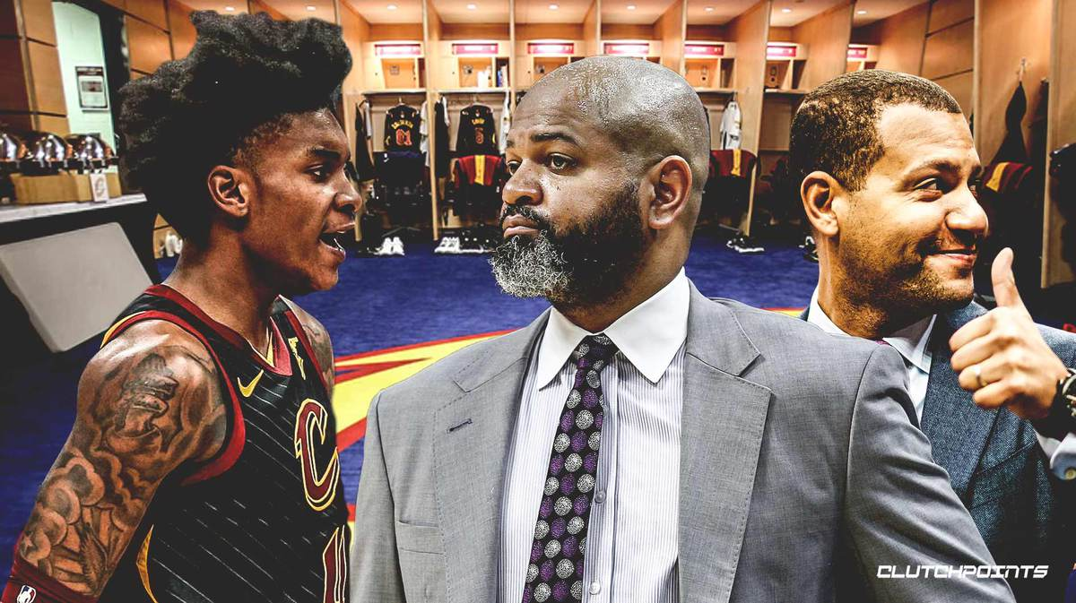 Cavs' Kevin Porter, Jr. Reportedly Had Food-Throwing Locker Room Outburst