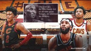 Kobe Bryant, Cavs