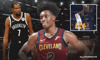 Cavs, Collin Sexton, Kevin Durant